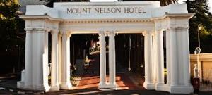 Mount Nelson, Cape Town, SA